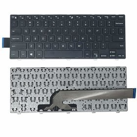 Replacement Laptop Keyboard for Sale, Dell Inspiron, 14 3000 INS14CD-1518R INS14CD-1518B (Black)