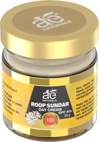 AE Naturals Roop Sundar Day Cream With SPF 40 Parijaat Extract 30g