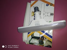 T Led Bulb 10 Watt With Flexible Body 360 Rotate