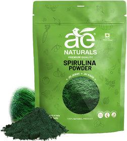 AE NATURALS Pure Organic Spirulina Powder 250g