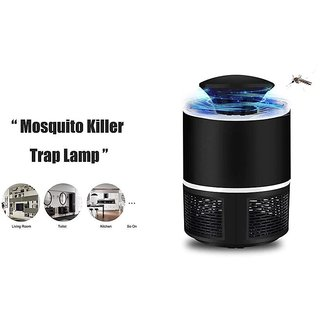 Right traders Eco Friendly USB LED Mosquito Killer Machine for...