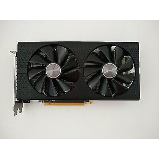 SAPPHIRE RX-580 8GB NITRO+ USED GRAPHIC CARD WORKING CONDITION