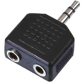 3.5mm 2 in 1 Audio Splitter