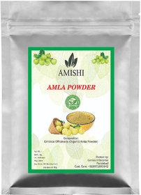 Amishi 100 Organic Amla Powder, 100gm