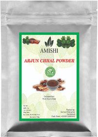 Amishi 100 Organic Arjun Chahal Powder, 100gm