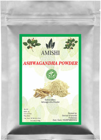 Amishi 100 Organic Ashwagandha Powder, 100gm