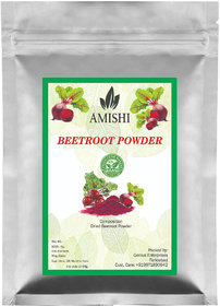 Amishi 100 Organic Beetroot Powder, 100gm