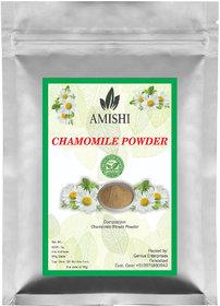 Amishi 100 Organic Chamomile Powder, 100gm