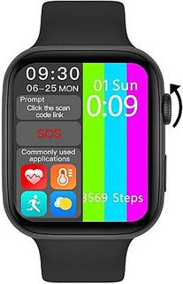 Elite MC72 Pro Wireless Bluetooth Smartwatch
