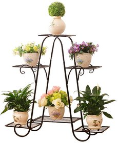 OKASHA MS GAMLA STAND, PLANT STAND, POT STAND FOR INDOORS, OUTDOORS ( POTS  PLANTS ARE NOT INCLUDED WITH THE STAND )