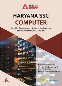 Haryana SSC Computer Book by Adda247 Publications