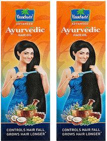 Parachute Coconut Hair Oil Control Hair Fall 95ml Pack Of 2