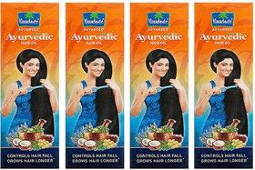 Parachute Coconut Hair Oil Control Hair Fall 95ml Pack Of 4