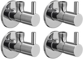 Joyway Flora Angle Cock, Angle Valve Stop Cock (Pack of 4 Pieces)