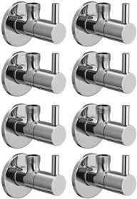 Joyway Flora Angle Cock, Angle Valve Stop Cock (Pack of 8 Pieces)
