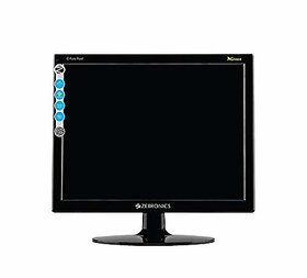 Zebronics 15.1 VGA Monitor Full HD 1024x768, LED