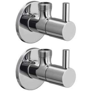 Joyway Flora Angle Cock, Angle Valve Stop Cock (Pack of 2 Pieces)