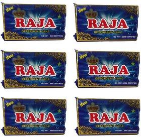 Raja Detergent Soap, 500gms