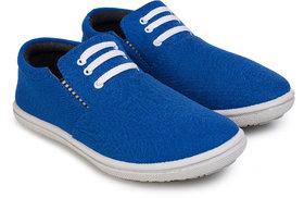 Kzaara Men's Blue Sneakers