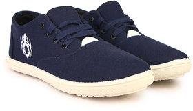 Kzaara Men's Navy Sneakers