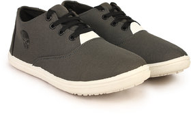 Kzaara Men's Gray Sneakers