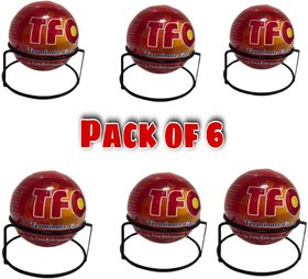 TFO (Terminate Fire Off) Fire Extinguisher Ball with Stand - Pack of 6 Balls
