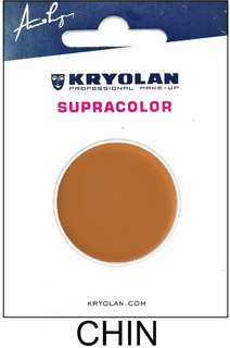 Kryolan Supracolor Foundation 4ml Germany Product (Chin)