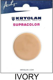 Kryolan Supracolor Foundation 4ml - Foundation(Ivory)