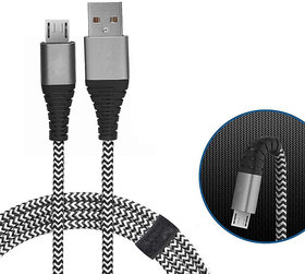 Xenx SRT Black White USB Cable (1 Meter)