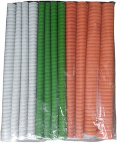 Kalindri Sports Cricket Bat Grip Rounded (Multicolour) - Pack of 6