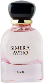 Ajmal Simera Avrio Edp Floral Perfume 75Ml For Female Eau De Parfum + 2 Parfum Testers