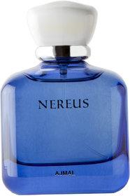 Ajmal Nereus Edp Fougere Perfume 110Ml For Men Eau De Parfum + 2 Parfum Testers