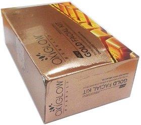 Oxyglow Herbals Gold facial kit (60 gm) (1 Pcs)