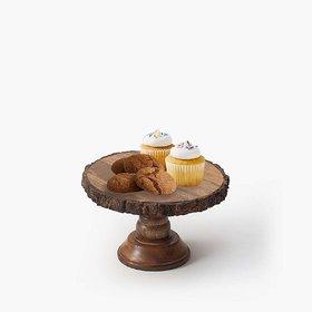 Casa Decor Cake Stand Planter Stool Small Garden Table for Multi Purpose