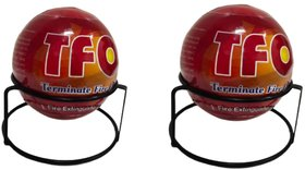 TFO Terminate Fire Extinguisher Ball - Pack of 2 Balls