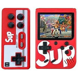 IQ TECH  SUP 400 in 1 Games Retro Game Box Console Handheld with Remote Controller