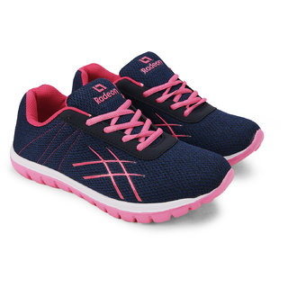Radeon fortable & Fashionable Casual Shoes Lightweight Breathable Walking and Running Shoes for Women and Girls