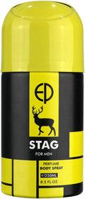 Estiara Stag For Men Perfume Body Spray 250ML
