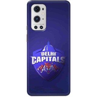 IPL FANS Digimate Multicolor,  Hard Matte Printed Designer Cover Case For OnePlus 9 Pro