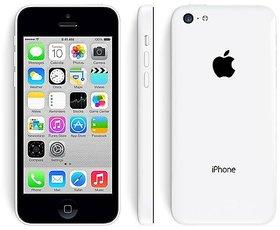Refurbished Iphone 5C 32GB Mobile Phone (White)
