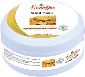 Everfine Gold Face Pack