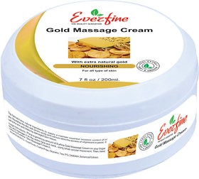 Everfine Gold Massage Cream