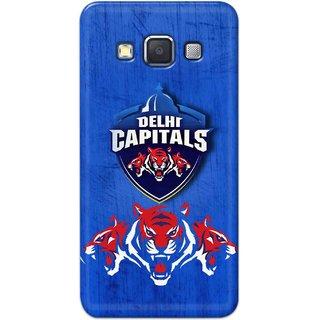 IPL FANS Digimate Multicolor,  Hard Matte Printed Designer Cover Case For Samsung A7 2015