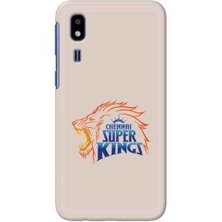 IPL FANS Digimate Multicolor,  Hard Matte Printed Designer Cover Case For Samsung A2 Core