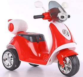 BABY Little Chime Baby Scooter Battery Operated Ride on Bike with Music and Light FOR YOUR KIDS