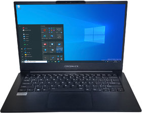 Coconics XTREME Intel i7-10510U 14.0 FHD Laptop (8 GB RAM/ 512GB M.2 SSD 2280/ Windows 10 Professional/ Black/ 1100 gms)