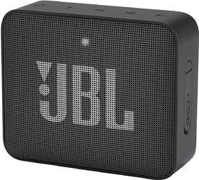 JBL Go2 Plus 3 W Bluetooth Speaker(Black, Mono Channel)