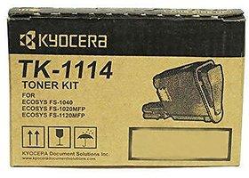 Kyocera Tk-1114 Toner Cartridge Kyocera Kyocera Fs-1040/Fs-1020Mfp/Fs-1120. Single Color Toner(Black)
