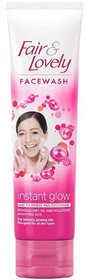 Fair And Lovely Face Wash Instant Glow 100gm