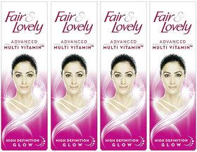 Fair  Lovely Glow  Lovely Advanced Multi Vitamin 25gm Pack of 4
